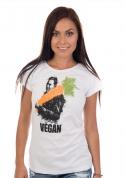 náhled - Vegan dámske tričko
