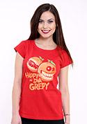 náhled - Happy grepy dámske tričko