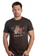 náhled - Hovězí na houbách pánske tričko