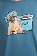 náhled - Mops pánske tričko