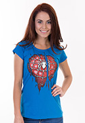 náhled - Spider Inside dámske tričko