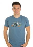 náhled - Pilo nás pět pánske tričko