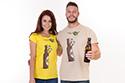 náhled - Lahváč a syn pánske tričko