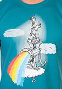 náhled - Ako vzniká dúha pánske tričko