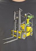 náhled - Ještěrka pánske tričko