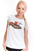 náhled - Krabičková dieta dámske tričko