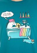 náhled - Ako sa stať jednorožcom pánske tričko