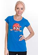 náhled - Katův šleh dámske tričko