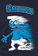 náhled - Šmouha dámske BIO tričko