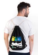 náhled - Tříděný odpad vak na chrbát