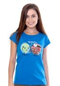 náhled - Diagnóza dámske tričko