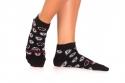 náhled - Čierna ovca kotníkové ponožky