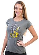 náhled - Ještěrka dámske tričko
