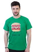 náhled - Patříme k sobě pánske tričko