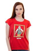 náhled - Předek dámske tričko