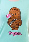 náhled - Žvejkal dámske tričko