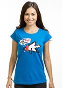 náhled - Klikař dámske tričko