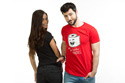náhled - Prdel dámske tričko