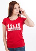 náhled - Flákači dámske tričko