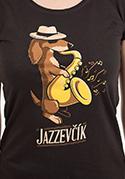náhled - Jazzevčík dámske tričko