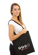 náhled - Čierna ovca taška