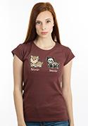 náhled - Teriér dámske tričko
