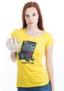 náhled - Štěně dámske tričko