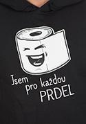 náhled - Prdel pánska mikina