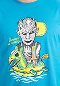náhled - Summer is Coming pánske tričko