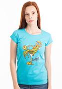 náhled - Cocktail dámske tričko