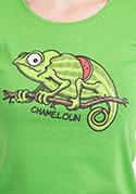 náhled - Chameloun dámske tričko