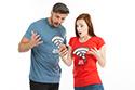 náhled - Padá wi-fi pánske tričko