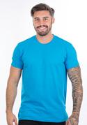 náhled - Pánske tričko tyrkysové
