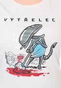 náhled - Vytřelec dámske tričko
