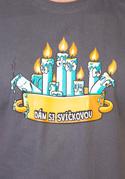 náhled - Svíčková pánske tričko