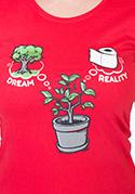 náhled - Dreams dámske tričko