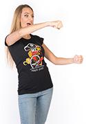 náhled - Pirát silnic dámske tričko