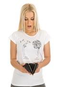 náhled - Výplata dámske tričko