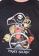 náhled - Pirát silnic pánske tričko