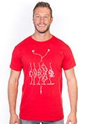 náhled - Škola uzlovania pánske tričko