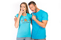 náhled - Vrhací hvězdice pánske tričko
