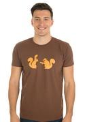 náhled - Veveričky pánske tričko