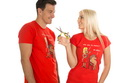 náhled - Na ježka pánske tričko