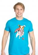 náhled - Jack Russell pánske tričko