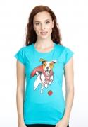 náhled - Jack Russell dámske tričko