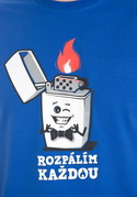 náhled - Rozpálím každou pánske tričko