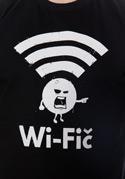 náhled - Wifič pánske tričko
