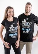 náhled - Driver pánske tričko