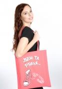 náhled - Jsem ta pravá taška