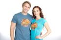 náhled - Pizza pánske tričko